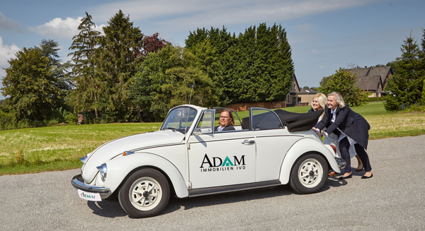 ADAM Immobilien - Team